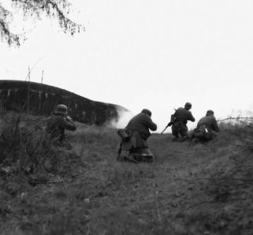 Westerplatte Południa – FABUŁA